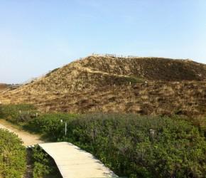 Uwe Düne Sylt - höchste Erhebung der Nordseeinsel