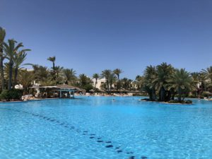 Vincci Djerba Resort Hotel Pool