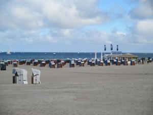 Strandkorbvermietung Warnemünde Strand