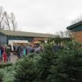 Weihnachtsmarkt Gut Augustenhof bei Kiel