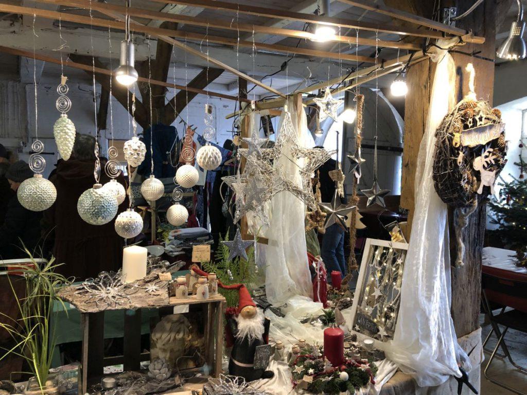 Historischer Weihnachtsmarkt Gut Bossee