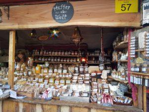 Weihnachtsmarkt Bremen Pfeffer aus aller Welt große Auswahl auf dem Bremer Weihnachtsmarkt