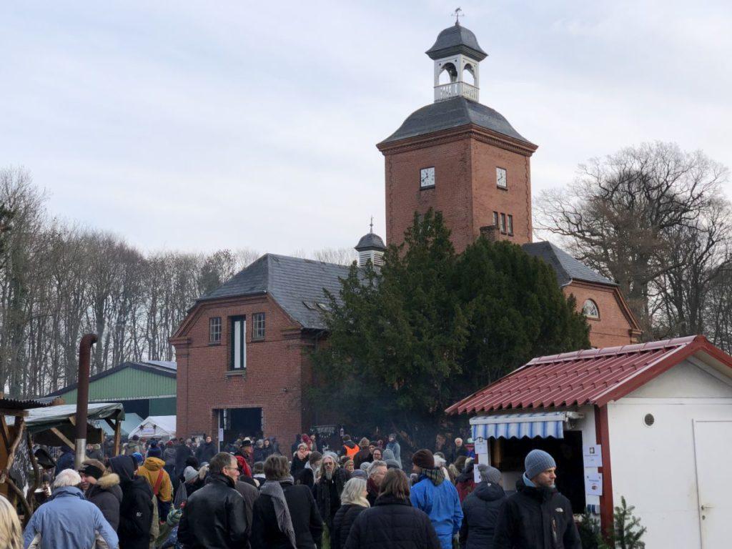Weihnachtsmarkt Gut Bossee