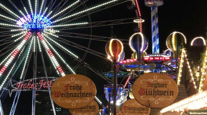 Weihnachtsmarkt Rostock Neuer Markt