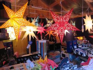 Weihnachtsdekoration Wismarer Weihnachtsmarkt