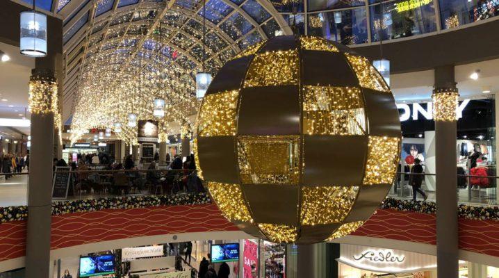 Weihnachtszeit Sohienhof Kiel