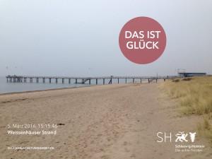 Weissenhäuser Strand an der Ostsee