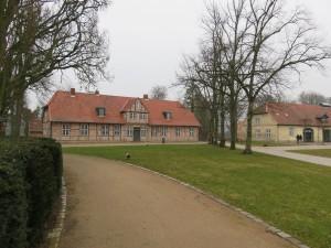 Kavaliershaus und Peerstall - Weissenhaus Grand Village Resort an der Ostsee