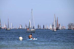 Windjammerparade 2019 Falckensteiner Strand