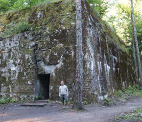 Wolfsschanze Bunker Führerhauptquartier Polen