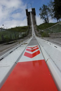 Wurmberg Skischanze