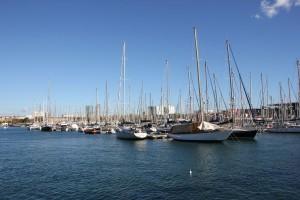 Yachthafen in Barcelona - Royal Barcelona Maritime Club